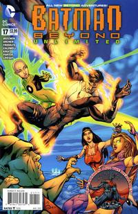 Cover Thumbnail for Batman Beyond Unlimited (DC, 2012 series) #17