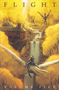 Cover Thumbnail for Flight (Random House, 2006 series) #5