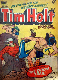 Cover Thumbnail for Tim Holt (Magazine Management, 1955 series) #5
