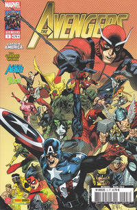 Cover Thumbnail for Avengers Extra (Panini France, 2012 series) #3