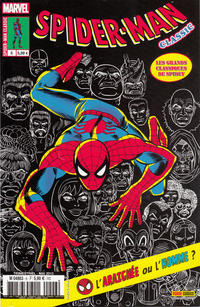 Cover for Spider-Man Classic (Panini France, 2012 series) #6