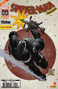 Cover Thumbnail for Spider-Man Universe (Panini France, 2012 series) #1