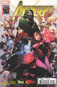 Cover Thumbnail for Avengers Extra (Panini France, 2012 series) #4