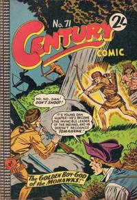 Cover Thumbnail for Century Comic (K. G. Murray, 1961 series) #71