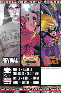 Cover Thumbnail for Free Comic Book Day 2012 (Image 20) (Image, 2012 series)