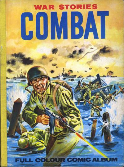 Cover for Combat War Stories (World Distributors, 1963 series) #1963