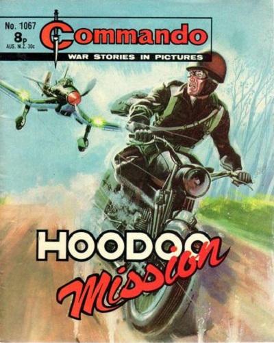 Cover for Commando (D.C. Thomson, 1961 series) #1067