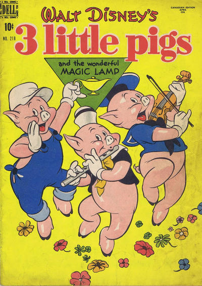 Cover for Four Color (Wilson Publishing, 1947 series) #218