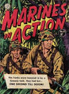 Cover for Marines in Action (Horwitz, 1953 series) #32