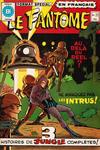 Cover for Le Fantôme (Editions Héritage, 1975 series) #21