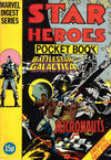 Cover for Star Heroes Pocket Book (Marvel UK, 1980 series) #1