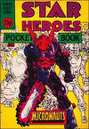 Cover for Star Heroes Pocket Book (Marvel UK, 1980 series) #3