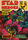 Cover for Star Heroes Pocket Book (Marvel UK, 1980 series) #4