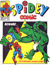 Cover for Spidey Comic (Marvel UK, 1985 series) #655