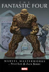 Cover for Marvel Masterworks: The Fantastic Four (Marvel, 2009 series) #6 [Lighter Colors Cover]