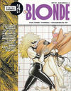 Cover for Eros Graphic Albums (Fantagraphics, 1991 series) #24 - The Blonde vol. 3: Phoebus III