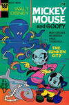 Cover Thumbnail for Mickey Mouse (1962 series) #159 [Whitman]