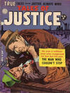 Cover for Tales of Justice (Horwitz, 1950 ? series) #6