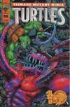 Cover for Teenage Mutant Ninja Turtles (Mirage, 1993 series) #10