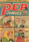 Cover for Pep Comics (H. John Edwards, 1951 series) #50