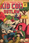 Cover for Kid Colt Outlaw (Horwitz, 1952 ? series) #51