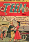 Cover for Teen Comics (H. John Edwards, 1950 ? series) #10