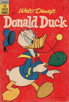 Cover for Walt Disney's Donald Duck (W. G. Publications; Wogan Publications, 1954 series) #9