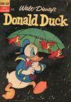 Cover for Walt Disney's Donald Duck (W. G. Publications; Wogan Publications, 1954 series) #28
