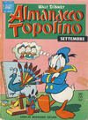 Cover for Almanacco Topolino (Arnoldo Mondadori Editore, 1957 series) #105