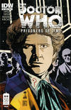 Cover Thumbnail for Doctor Who: Prisoners of Time (2013 series) #6 [Cover A - Francesco Francavilla]