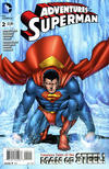 Cover for Adventures of Superman (DC, 2013 series) #2
