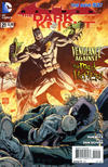 Cover for Batman: The Dark Knight (DC, 2011 series) #21