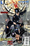 Cover for Catwoman (DC, 2011 series) #21