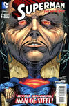 Cover for Superman (DC, 2011 series) #21