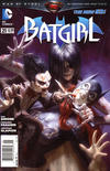 Cover for Batgirl (DC, 2011 series) #21 [Newsstand]
