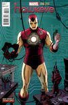 Cover Thumbnail for Hawkeye (2012 series) #10 [Many Armors of Iron Man]