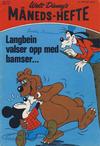 Cover for Walt Disney's Månedshefte (Hjemmet / Egmont, 1967 series) #5/1973
