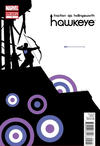 Cover Thumbnail for Hawkeye (2012 series) #1 [5th Printing Variant]