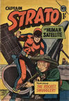 Cover for Captain Strato (Young's Merchandising Company, 1950 ? series) #3