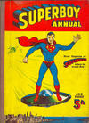 Cover for Superboy Annual (Atlas Publishing, 1953 series) #1954-55