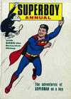 Cover for Superboy Annual (Atlas Publishing, 1953 series) #1966-67
