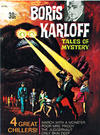 Cover for Boris Karloff Tales of Mystery (Magazine Management, 1974 ? series) #25182