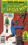 Cover for The Spectacular Spider-Man Annual (Marvel, 1979 series) #8 [Newsstand]