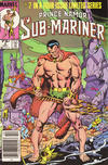 Cover Thumbnail for Prince Namor, the Sub-Mariner (1984 series) #2 [Newsstand]