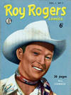 Cover for Roy Rogers Comics (World Distributors, 1951 series) #1