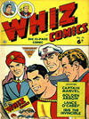 Cover for Whiz Comics (L. Miller & Son, 1950 series) #72