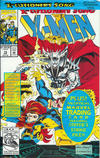 Cover for X-Men (Marvel, 1991 series) #15 [Direct Edition]