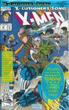 Cover for X-Men (Marvel, 1991 series) #16 [Direct Edition]