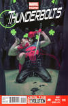 Cover for Thunderbolts (Marvel, 2013 series) #10