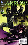 Cover for Arrow (DC, 2013 series) #4